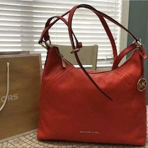 New Michael Kors Aria Handbag MK Bag